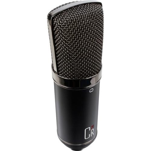 MXL CR20 Versatile Cardioid Condenser Microphone (Black)