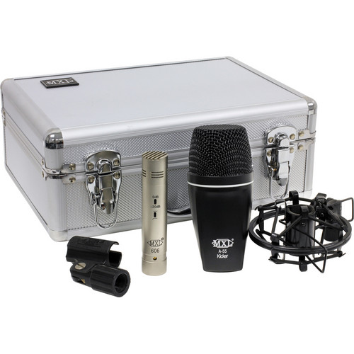 MXL Essentials Drum Kit