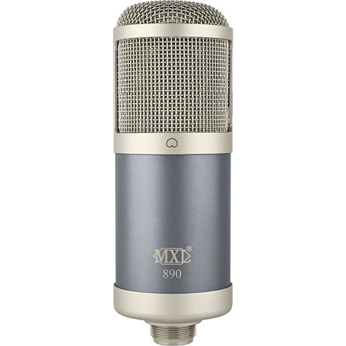 MXL 800 Series Mic Collection - 6-Piece Studio Microphone Kit
