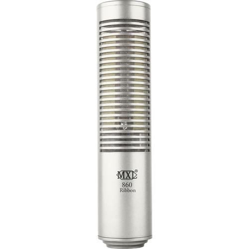 MXL 860 Side-Address Ribbon Microphone