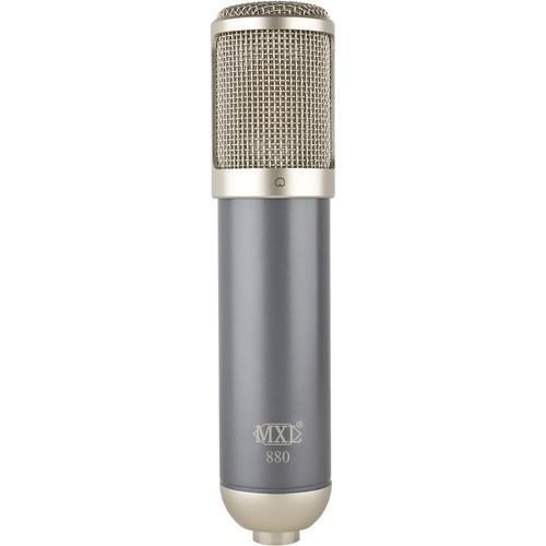 MXL 880 Large-Diaphragm Vocal Condenser Microphone