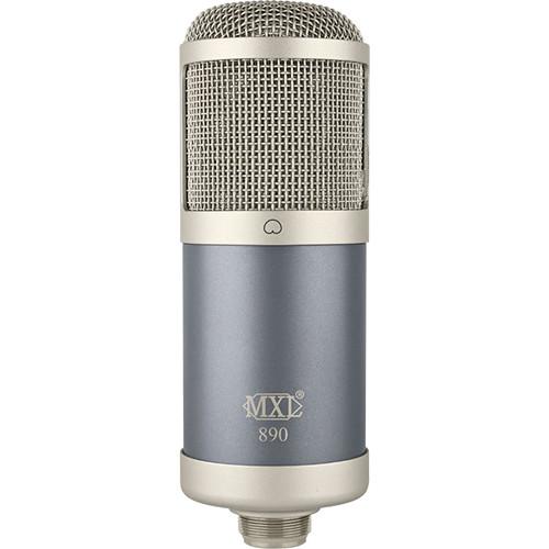 MXL 890 Critical Vocal Condenser Microphone