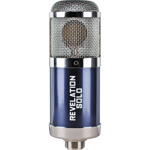 MXL Revelation Solo Fixed-Cardioid Pattern Tube Microphone