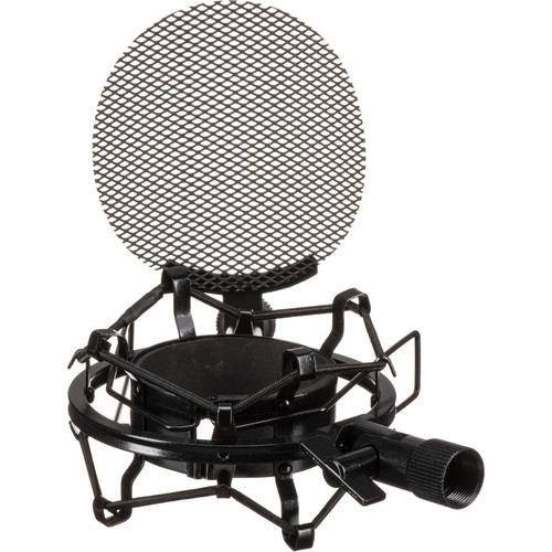 MXL SMP-1 Shockmount with Built-In Metal Pop Filter for 770 and 990 Models