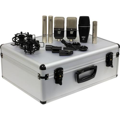 MXL Studio Drum Kit Microphone Set