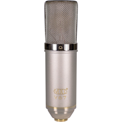 MXL V67G HE Heritage Edition Solid-State Condenser Microphone
