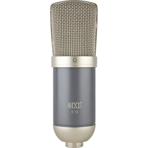 MXL Vocal and Stereo-Instrument Microphone Recording Kit