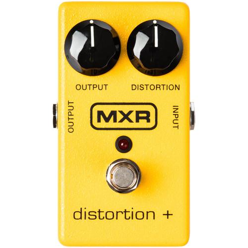 MXR M104 Distortion+ Pedal