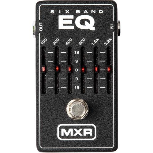 MXR M109 Six-Band Graphic EQ Pedal