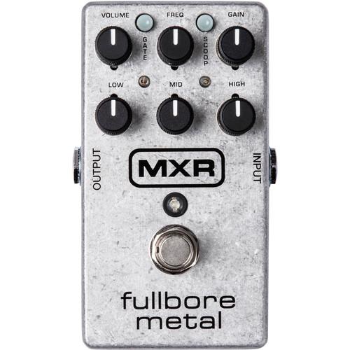 MXR M116 Fullbore Metal Pedal