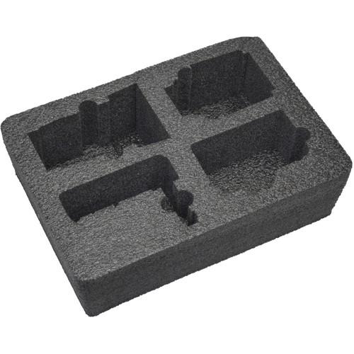 MyCaseBuilder Canon 70D Custom Foam Insert for SKB 3I-1510-6 Case