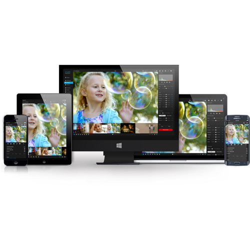 MYLIO Photo Organization Software Advanced 1-Year Subscription (Download)