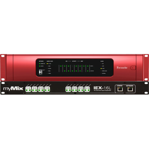 myMix DANTE-16 Dante Network System (16-Channel)