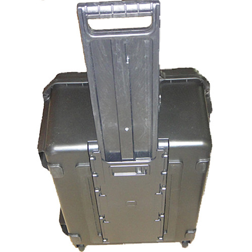 myMix Demo 10 Case with Pull-Out Handle & Wheels