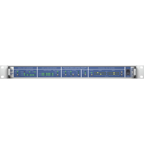 myMix MDAI-16 16-Channel Input Expander and Digital Interface Package