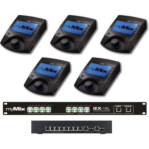 myMix Mix Pack 5