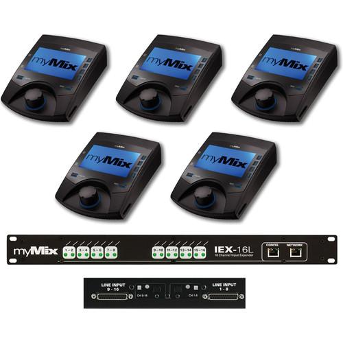 myMix Mix Pack 5A