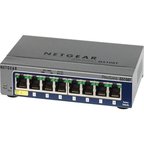 myMix Netgear GS180-T Switch