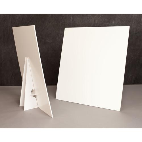 "MyStudio White Bounce Cards (24 x 24"", 2-Pack)"