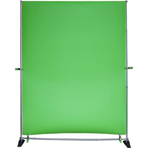 "Pro Cyc GS60 Portable Green Screen Background (60x80"")"