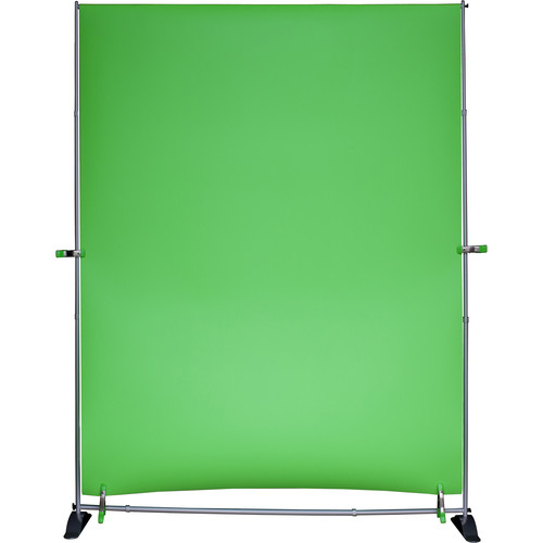"Pro Cyc GS60 Portable Green Screen Background (60x80"")"