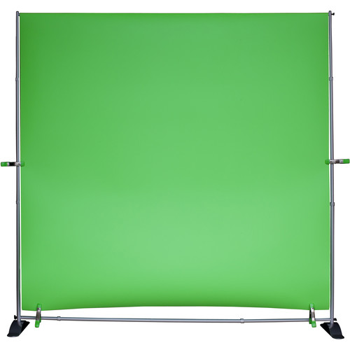 "Pro Cyc GS80 Portable Green Screen Background (80x80"")"