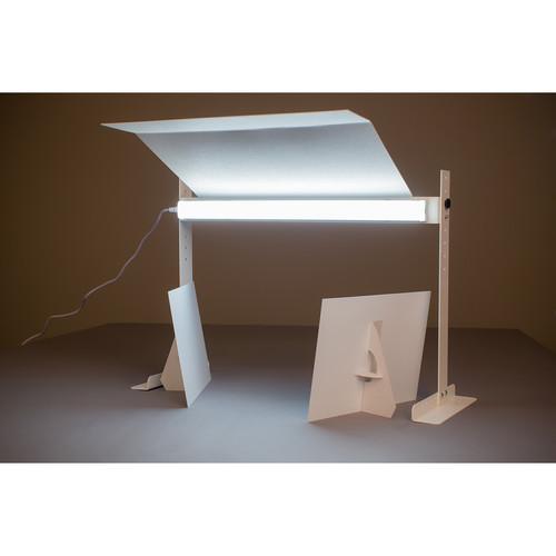 MyStudio 5000K LED Lighting Kit with One Light for MS20LED Photo Studio Lightbox
