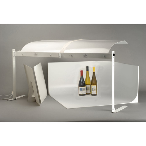 MyStudio MS32 Tabletop Photo Studio Kit with LED Lighting