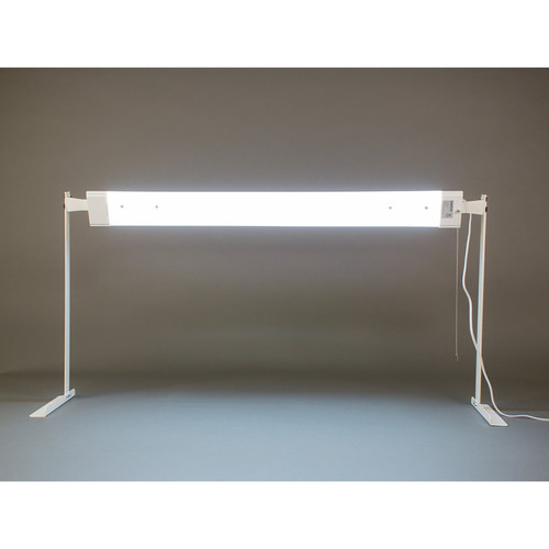 "MyStudio 48"" 5000K LED Lighting Kit for VS36 Photo Studio Lightbox"