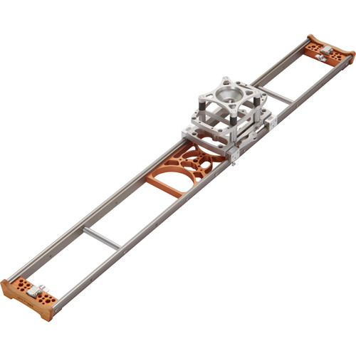 MYT Works Small Glide Camera Slider (3' Rail Length, 75mm Bowl)
