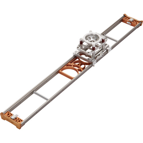 MYT Works Small Glide Camera Slider (5' Rail Length, 100mm Bowl)