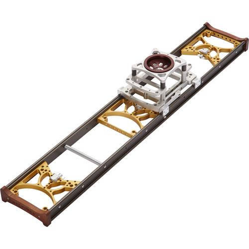 MYT Works Medium Glide Camera Slider (4' Rail Length, 100mm Bowl)