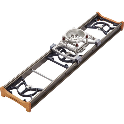 MYT Works Large Glide Camera Slider (6' Rail Length, 150mm Bowl)