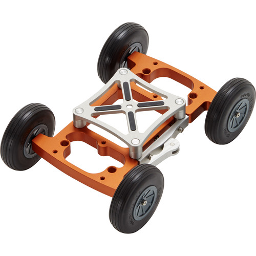 MYT Works Small Rover Dolly with Flat Mount Hi-Hat