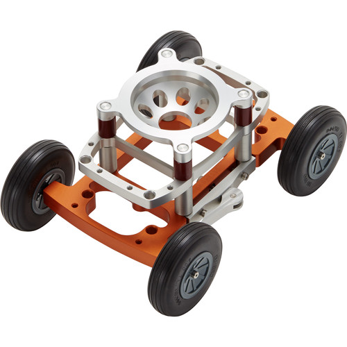 MYT Works Small Rover Dolly with 100mm Bowl Hi-Hat