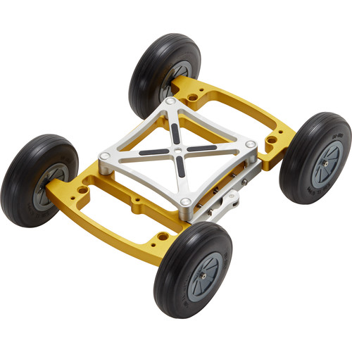 MYT Works Medium Rover Dolly with Flat Mount Hi-Hat