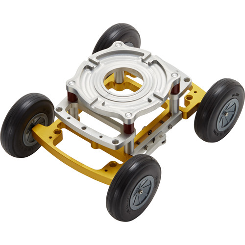MYT Works Medium Rover Dolly with Mitchell Mount Hi-Hat