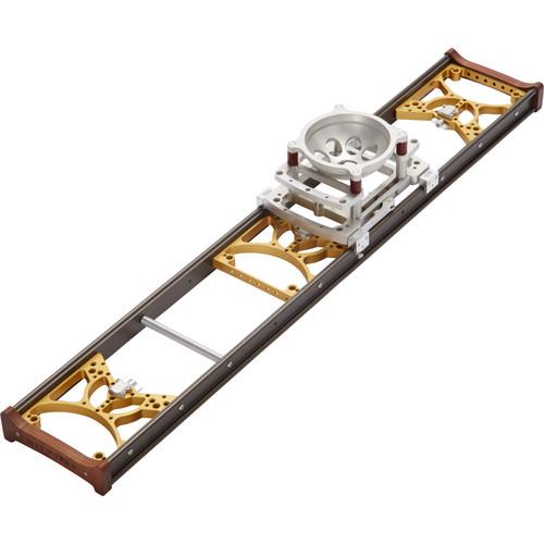 MYT Works Medium Glide Camera Slider (4' Rail Length, 150mm Bowl)