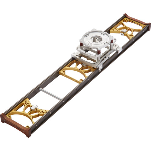 MYT Works Medium Glide Camera Slider (8' Rail Length, Mitchell Mount)