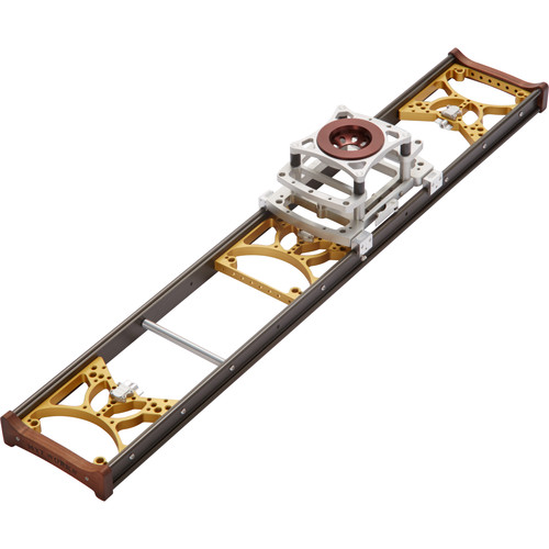 MYT Works Medium Glide Camera Slider (6' Rail Length, 75mm Bowl)