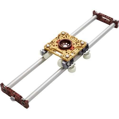 MYT Works Level 5 Skater Kit with Camera Platform and Two Speed Rails (100mm Bowl)