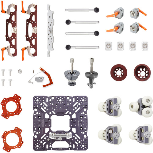 MYT Works Constellation Skater Dolly System with Universal Accessory Kit