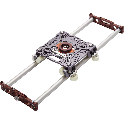 MYT Works Constellation Skater Kit with Camera Platform and Two Speed Rails (75mm Bowl)