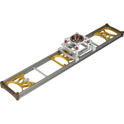 MYT Works Medium Glide Camera Slider (7' Rail Length, 100mm Bowl)