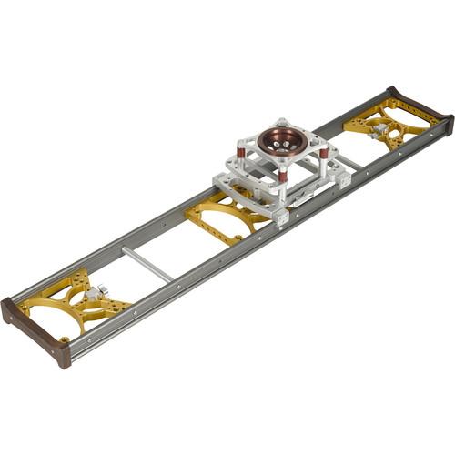 MYT Works Medium Glide Camera Slider (3' Rail Length, 100mm Bowl)