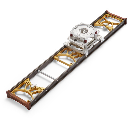 MYT Works Medium Glide Camera Slider (3' Rail Length, Mitchell Mount)