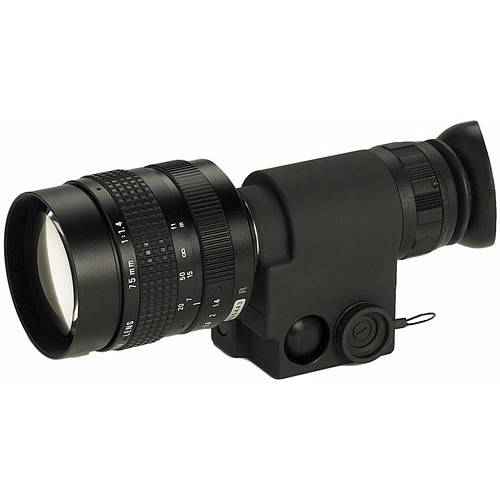N-Vision Optics LRS Scout 3rd Generation Night Vision Monocular Kit (Autogated, Canon SLR Adapter)
