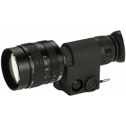 N-Vision Optics LRS Scout 3rd Generation Night Vision Monocular Kit (Autogated, Nikon SLR Adapter)