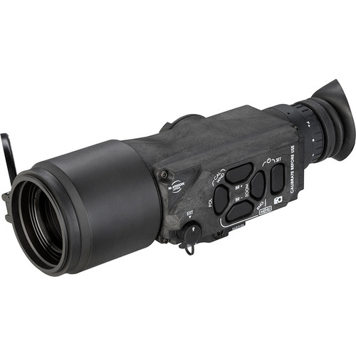 N-Vision Optics TWS13 336x256 2x-4x Thermal Weapon Sight (30/60 Hz, Matte Black)