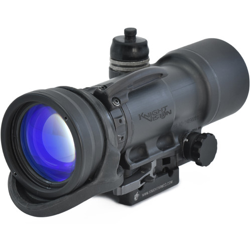 N-Vision Optics UNS-A2 Short-Range Night Vision Clip-On Sight (Matte Black)